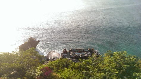 Rock Bar at AYANA Bali