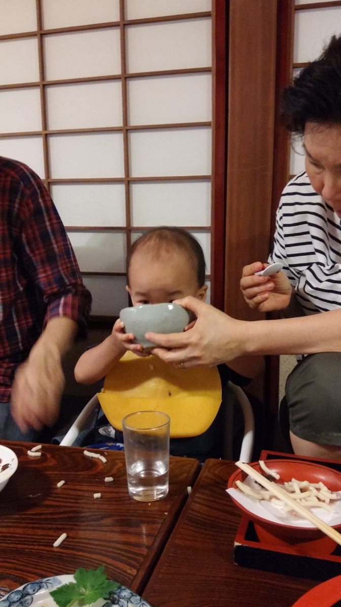 PART 2: WHAT THIS LITTLE KIDDY ATE IN KYOTO